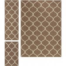 stylish 3 piece kitchen rug set image 56 rugs design