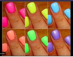 Neon Colors Fashion Is My Life