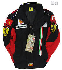 New Winter Men S F1 Ferrari Racing Suit Jacket Padded Jacket Motorcycle Clothing Can Be Equipped With Parent Child Loaded Taobao Depot Taobao Agent