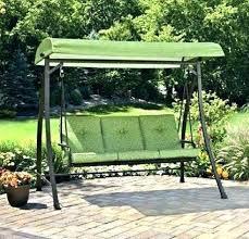 patio swing canopy outdoor swing