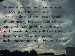 Christian Grief Quotes