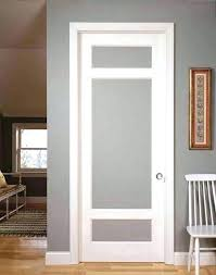 modern glass interior doors etched frosted best ideas on door design i