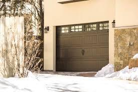wayne dalton 8300 carriage style sonoma sonoma ranch panel residential garage door