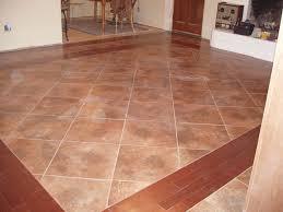 wood tile flooring design