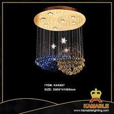 hotel project custom made crystal chandelier ka8657
