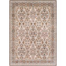 oushak area rug 5 3 x7 3