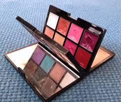 starling travel makeup travel bag sephora color flip palette