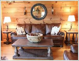 Great Rustic Log Cabin Decorating Ideas | ... First Thing I Want To Share With  You Is The Log Cabin Living Room