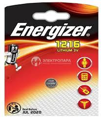 <b>Батарейка Energizer CR1216</b> — купить по выгодной цене на ...