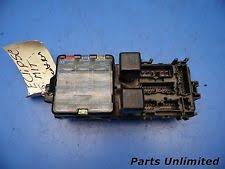 eclipse fuse box car truck parts 95 99 mitsubishi eclipse oem in dash fuse box w fuses relays