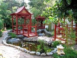 Small Picture Chinese Garden Design With Small Pond To Feng Shui House lovely