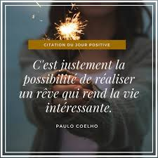 Citation Du Jour Positive