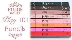 etude house play 101 pencil eyeliner and eye shadow 51 usa seller 8806179402568 ebay
