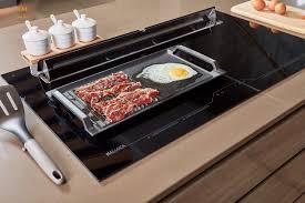 Bếp từ kết hợp máy hút khói khử mùi Slim HIH 904   Bếp, Tủ bếp, Thức ăn