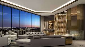 Interior Designers West Hollywood Magnificent Penthouse In West Hollywood