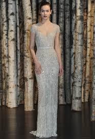 color inspiration shining silver wedding ideas modwedding