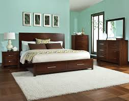 elegant glossy wooden headboard matches along with wooden bed