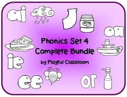 Here, you will find free phonics worksheets to assist in learning phonics rules for reading. Jolly Phonics Group 4 Bumper Bundle Worksheet Activity Pack Ai J Oa Ie Ee Or Phonics Jolly Phonics Phonics Activities