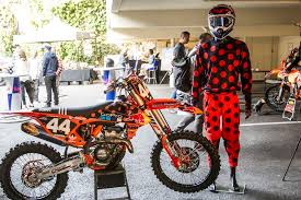 2018 ktm graphics. beautiful ktm polka dots on the gear and graphics sorry not available greeted guests  at intro intended 2018 ktm