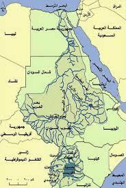 🔸️نهر النيل... - مكتبة العلامة د.حسين علي محفوظ العامة