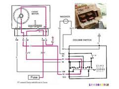 mini wiper motor wireing wiring diagram mini wiper