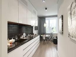 ... 400 Square Feet (40 square meter). Small Kitchen Design1