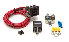 fan thom electric fan relay kit by painless performance