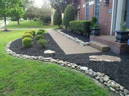 Small Picture Best 25 Landscaping with rocks ideas on Pinterest Easy