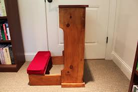 CROSSeyed The Prayer BenchAnglican Prayer Bench