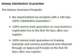 Amway in usa reviews