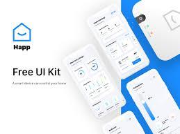 Happ Smart Home App Ui Kit For Adobe Xd Uistore Design
