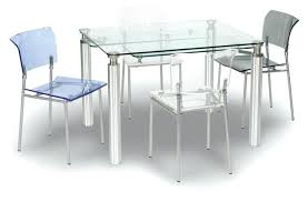 expandable glass dining table extendable glass top dining table set delightful clear modern contemporary grand round
