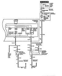 Acura legend wiring diagram seat belt warning part 2
