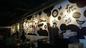 fatboy s the burger bar holland village wall decor