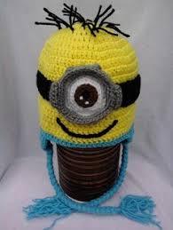 Minion Hat Crochet Pattern Mesmerizing Free Minion Inspired Crochet Patterns Round Up Donna Kelly