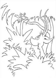 Dr Seuss Coloring Pages Horton Hatches