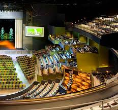 Agua Caliente Casino Concert Seating Chart
