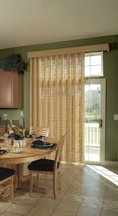 marvelous kitchen sliding glass door curtains with best 25 sliding door treatment ideas only on