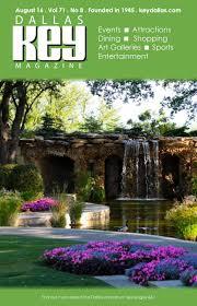 key featuring dallas arboretum and botanical garden by key dallas issuu