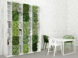 indoor vertical garden. \u201cTo Plant A Garden Is To Believe In Tomorrow.\u201d Indoor Vertical