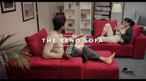 Xeno Configurable Sofa Set Beige Urban Ladder