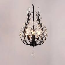 lights wrought iron hanging lamp