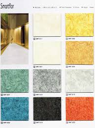 sheet vinyl flooring collection smartflor