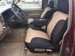 1998 Chevrolet Tahoe Seat Covers - Velcromag