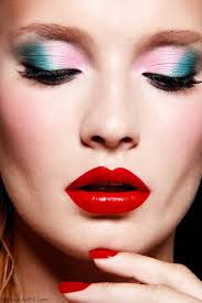ombre makeup christmas trends 3