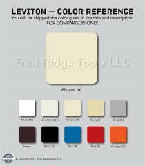 leviton 5625 a decora single pole rocker switch receptacle combo leviton 5625 a decora single pole rocker switch receptacle combo almond for online