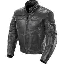 black powershift leather jacket 1932 1002