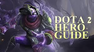 dota 2 hero guides faceless void youtube