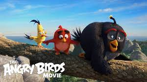 The Angry Birds Movie - Clip: Mighty Eagle Noises | Angry birds movie, Angry  birds, Chuck angry birds