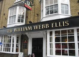 william webb ellis pub in rugby